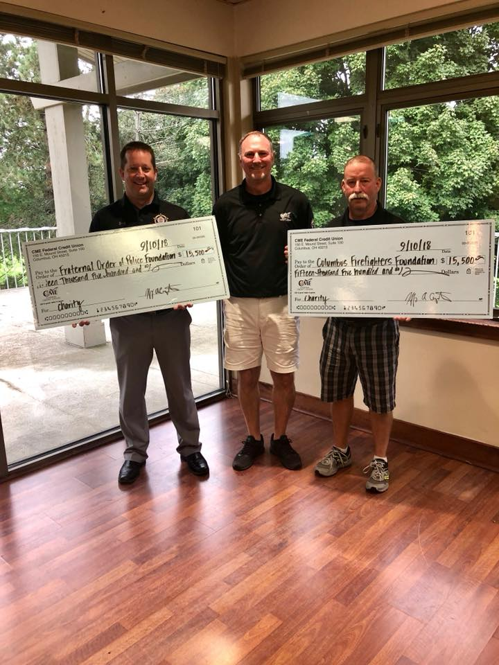 2018 CME Federal Credit Union Golf Outing